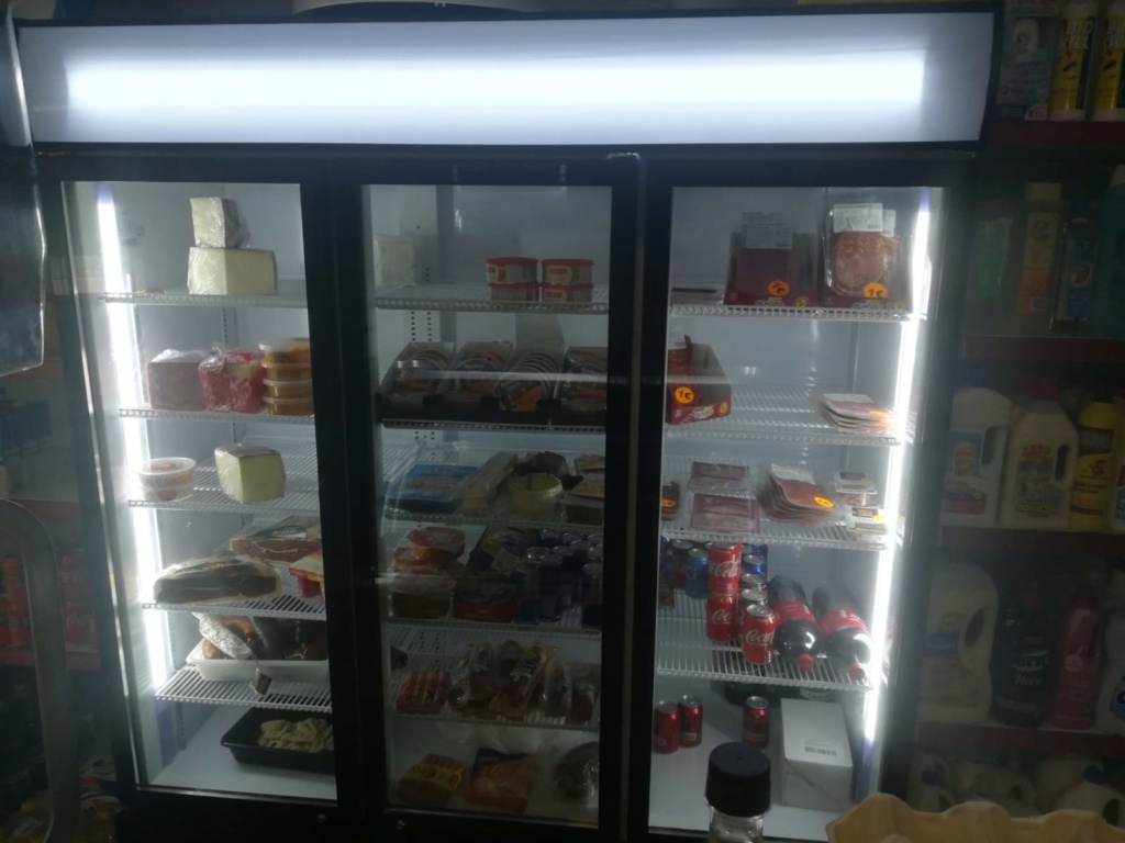 Venta de makinas por cierre de carnicería  Img-2020