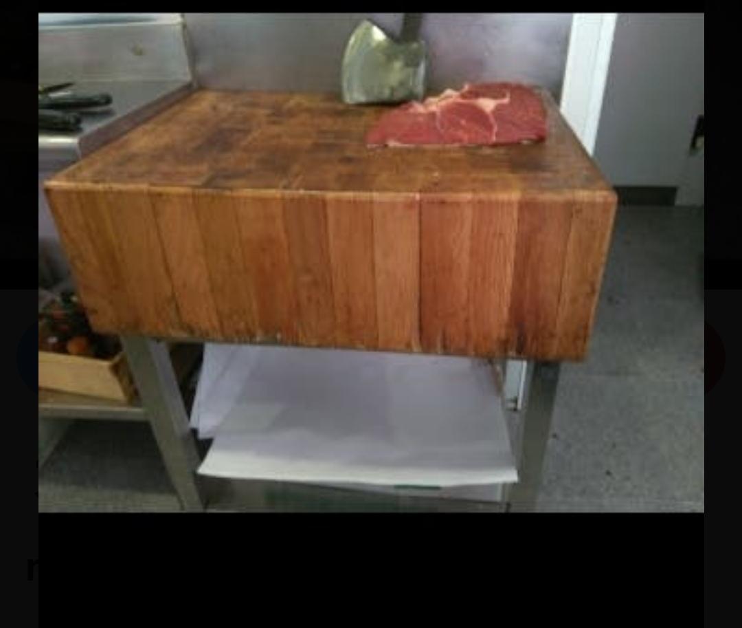 Venta x cierre de carniceria en bilbao Img-2049