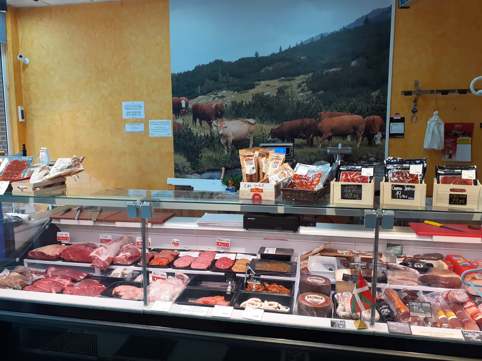 Se cede negocio de carniceria en Bilbao  Img-2052