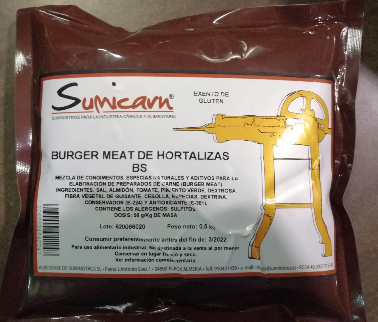 Burger meat exclusivos sumicarn Img-2104