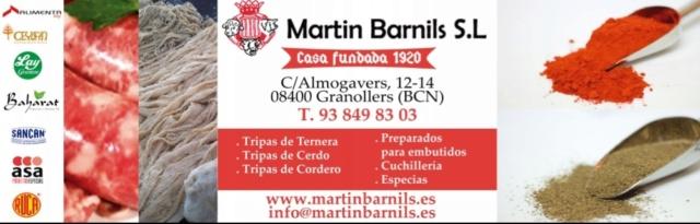 MARTIN BARNILS