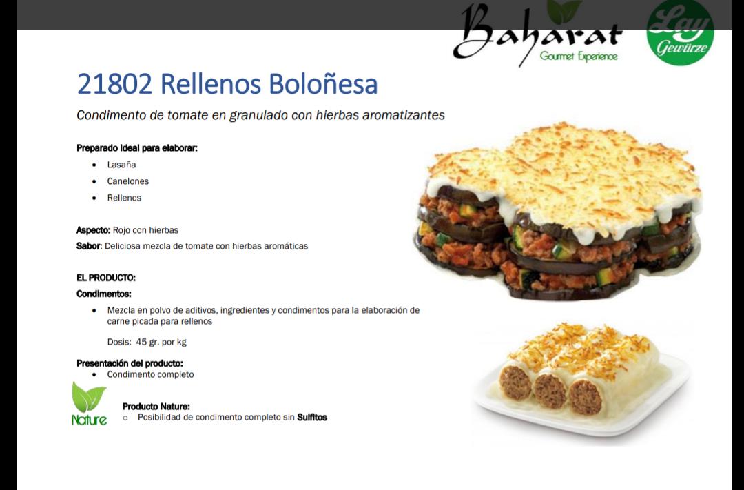 MEZCLAS ESPECIALES PARA TUS RELLENOS Img_2012