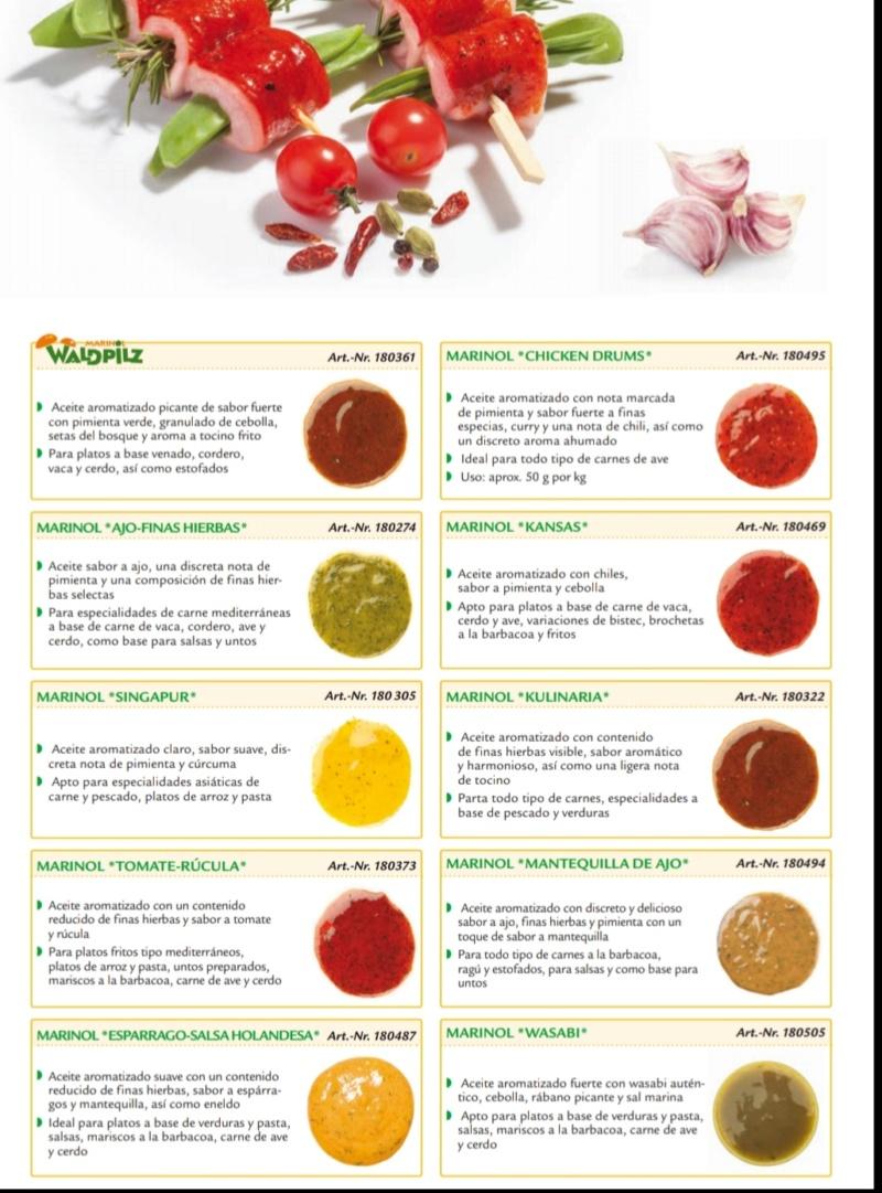 Marinadas Lay Marinol y aceites aromatizados Img_2019
