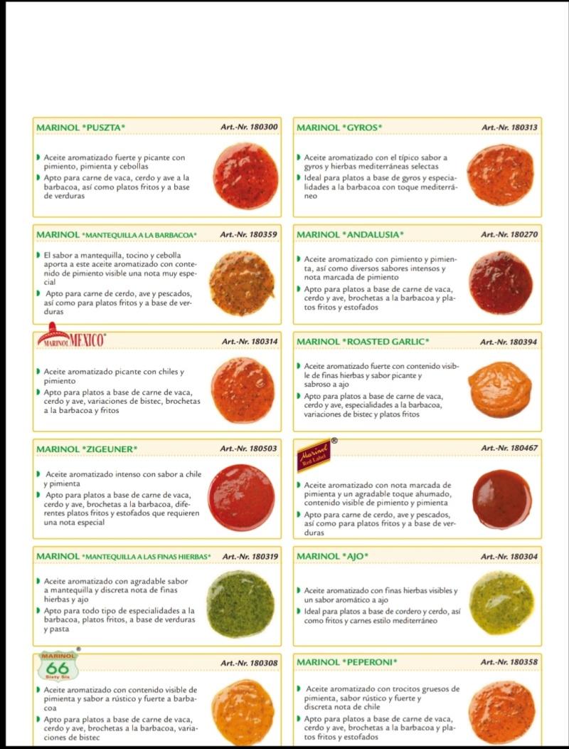 Marinadas Lay Marinol y aceites aromatizados Img_2020