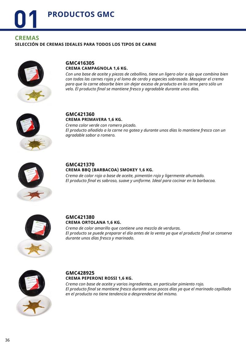 ALIMENTA ITALIA / distribuidor para toda España /Marinadas  panes  tortitas de sabores etc Page3610