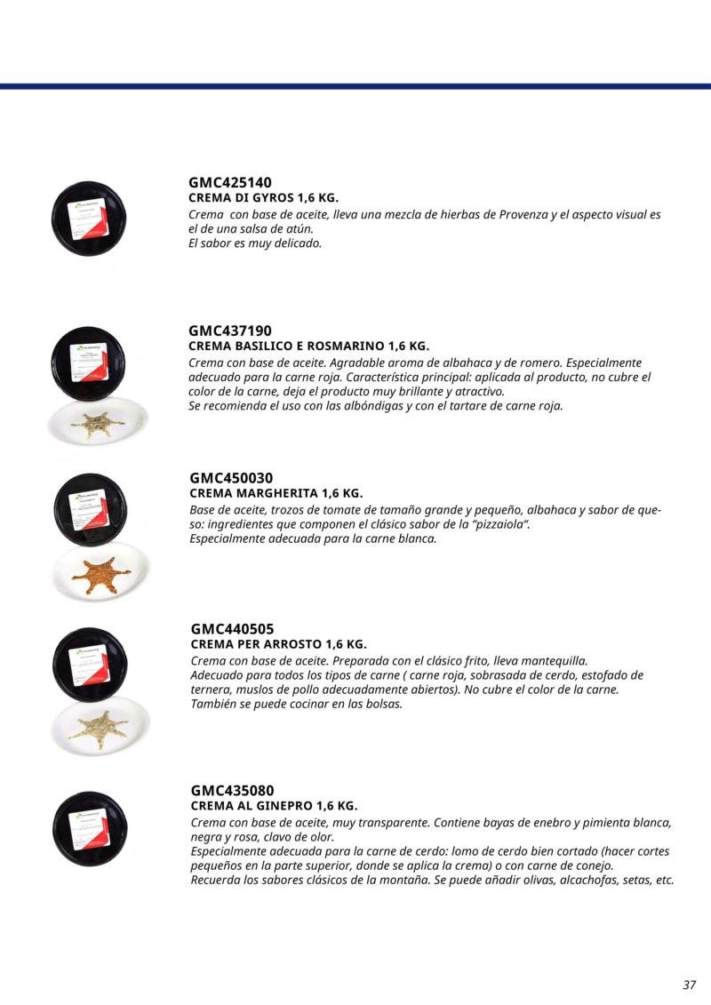 ALIMENTA ITALIA / distribuidor para toda España /Marinadas  panes  tortitas de sabores etc Page3710