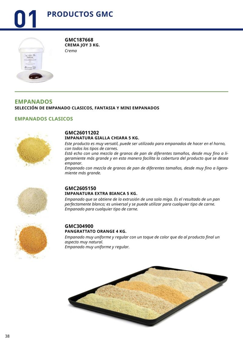 ALIMENTA ITALIA / distribuidor para toda España /Marinadas  panes  tortitas de sabores etc Page3810
