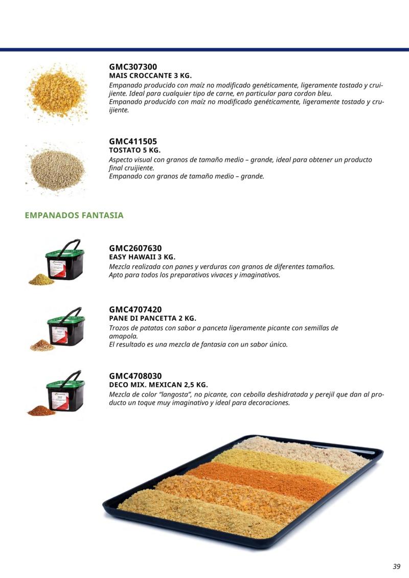 ALIMENTA ITALIA / distribuidor para toda España /Marinadas  panes  tortitas de sabores etc Page3910