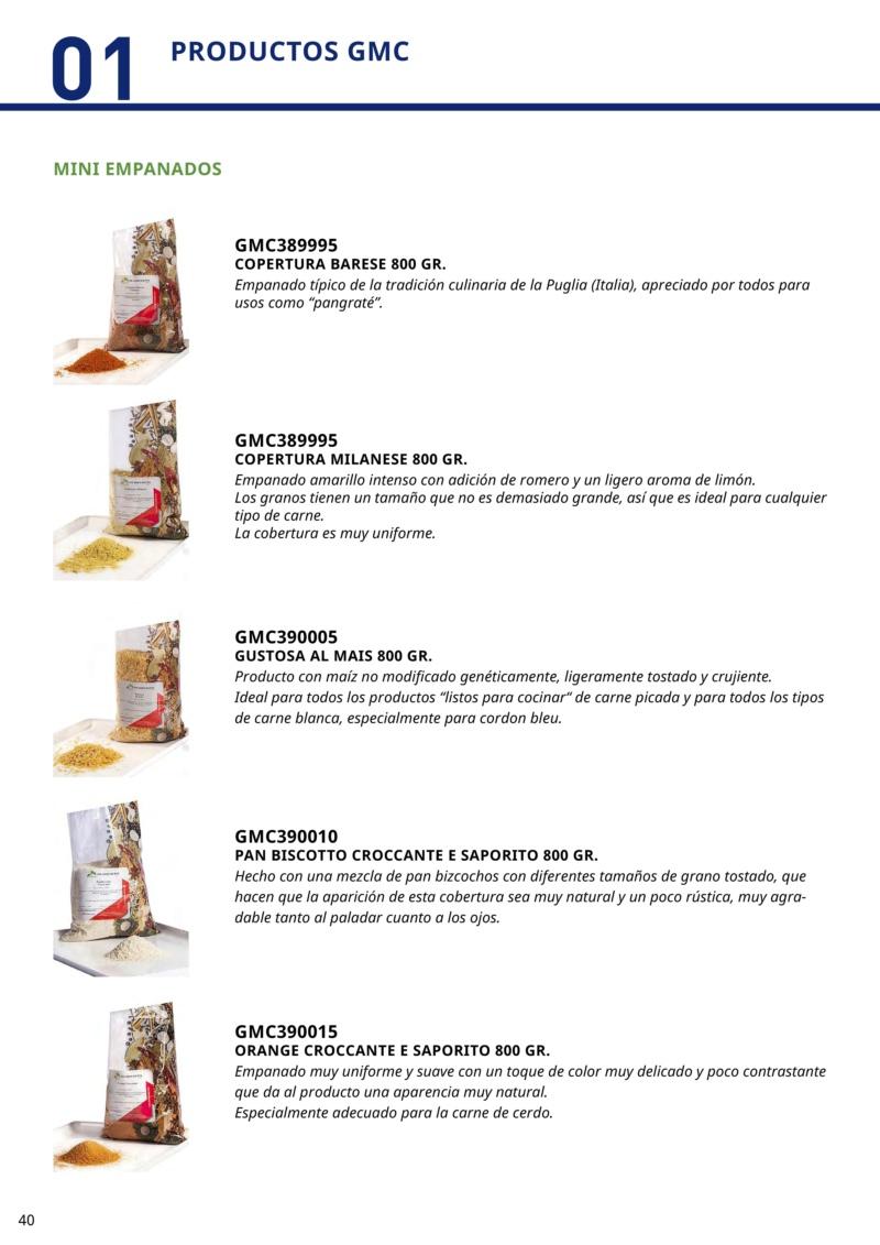 ALIMENTA ITALIA / distribuidor para toda España /Marinadas  panes  tortitas de sabores etc Page4010