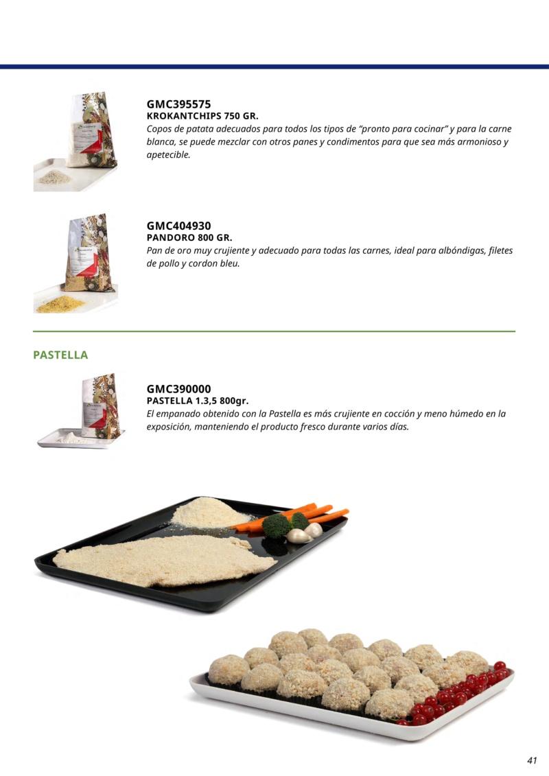 ALIMENTA ITALIA / distribuidor para toda España /Marinadas  panes  tortitas de sabores etc Page4110