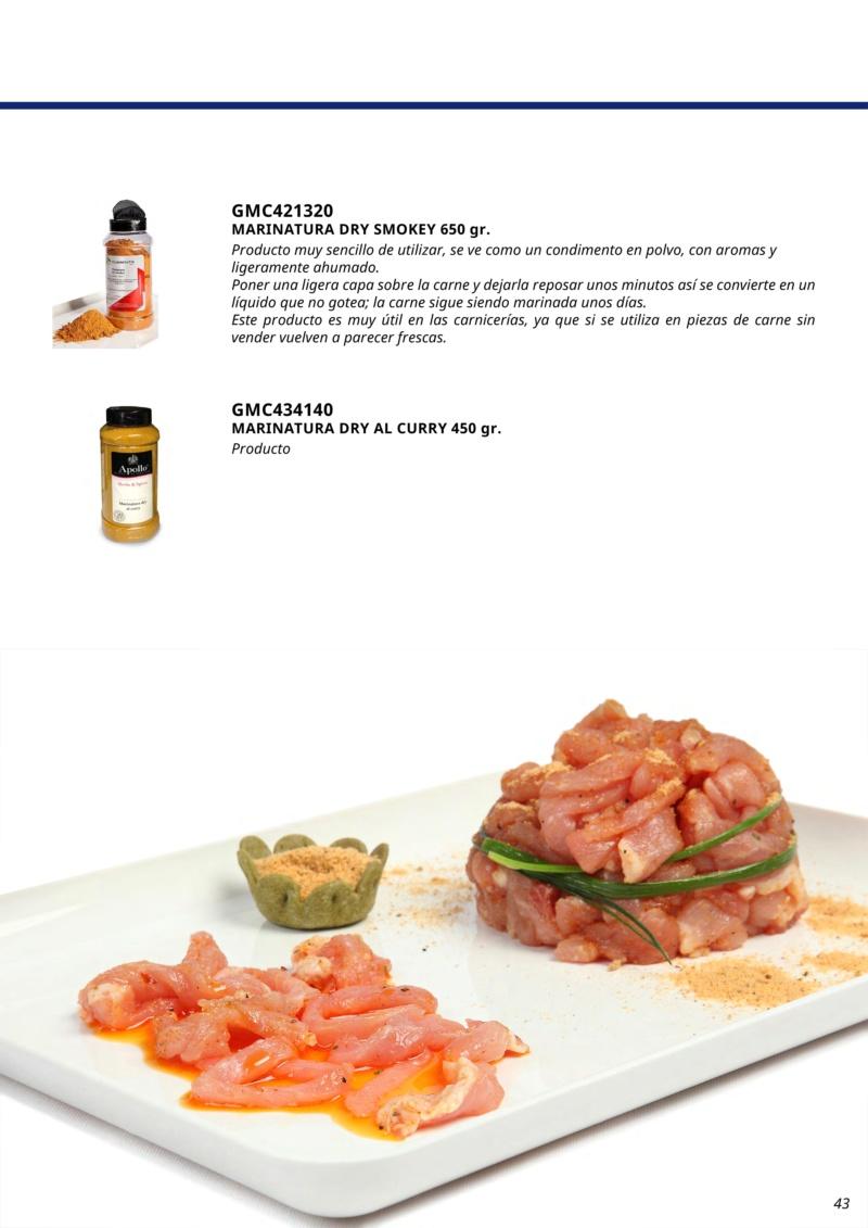 ALIMENTA ITALIA / distribuidor para toda España /Marinadas  panes  tortitas de sabores etc Page4310