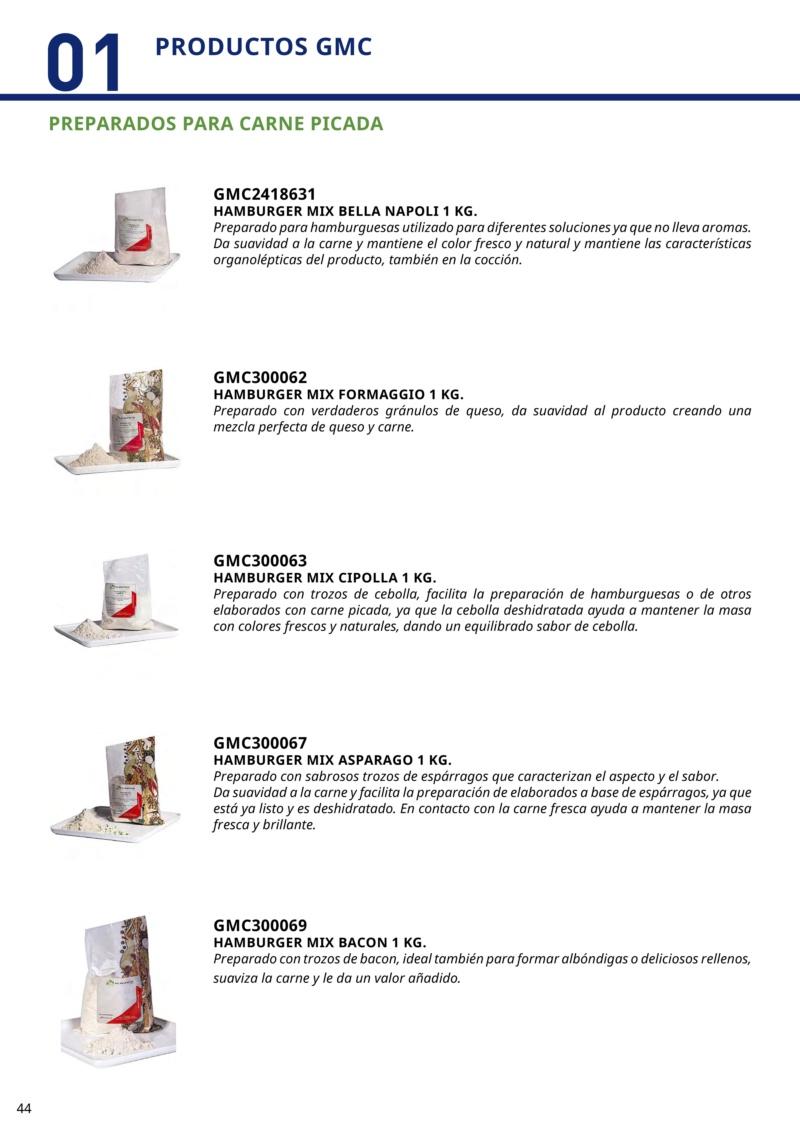 ALIMENTA ITALIA / distribuidor para toda España /Marinadas  panes  tortitas de sabores etc Page4411