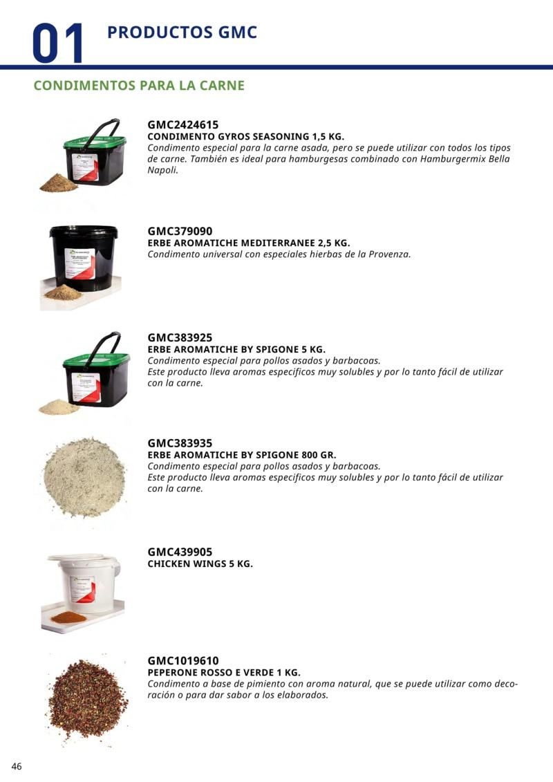 ALIMENTA ITALIA / distribuidor para toda España /Marinadas  panes  tortitas de sabores etc Page4610