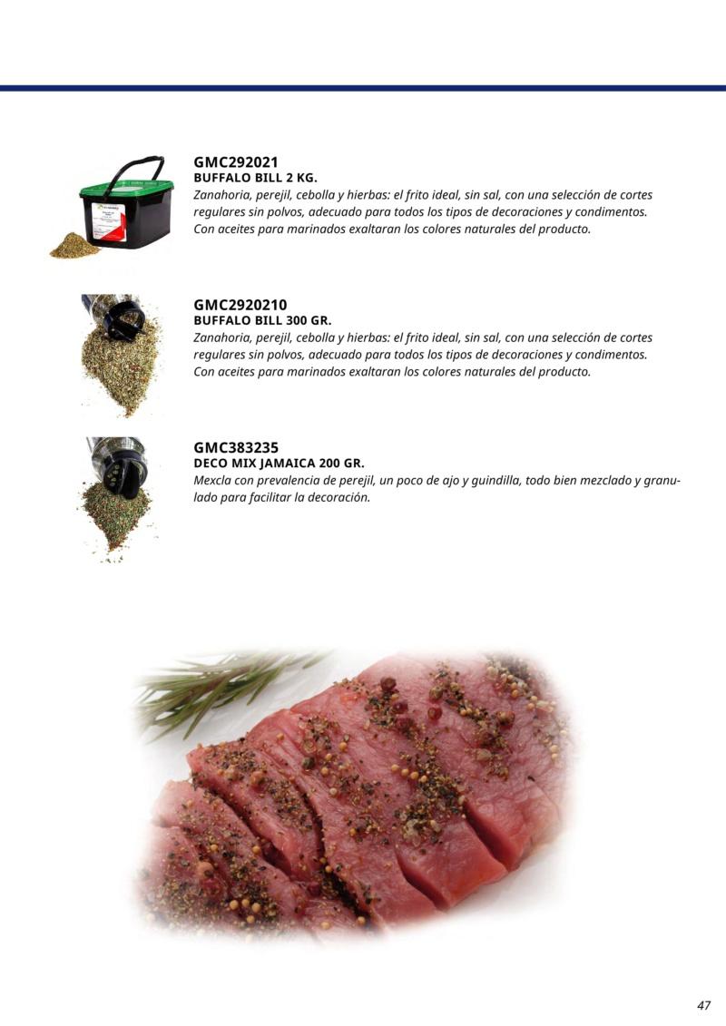 ALIMENTA ITALIA / distribuidor para toda España /Marinadas  panes  tortitas de sabores etc Page4710