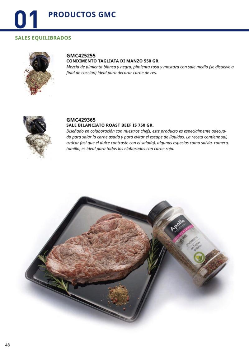 ALIMENTA ITALIA / distribuidor para toda España /Marinadas  panes  tortitas de sabores etc Page4810