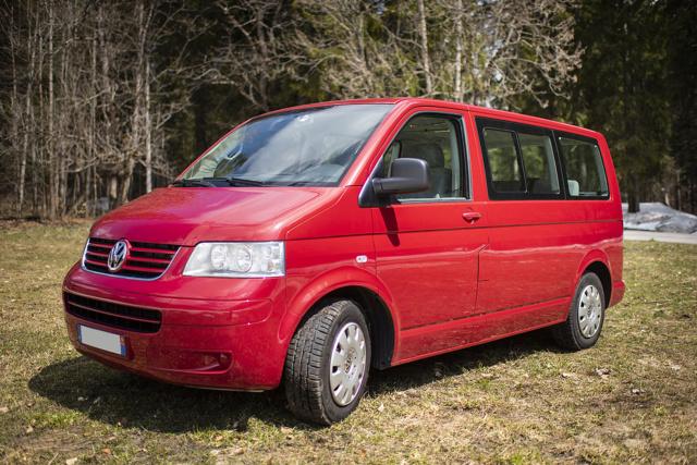 [VENDU] VW T5 Multivan - 2,5L 130ch - 2003 - 295.000 km 0111