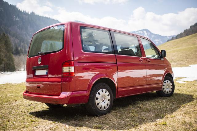 [VENDU] VW T5 Multivan - 2,5L 130ch - 2003 - 295.000 km 0211
