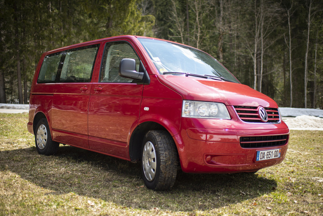 [VENDU] VW T5 Multivan - 2,5L 130ch - 2003 - 295.000 km 0311