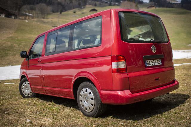 [VENDU] VW T5 Multivan - 2,5L 130ch - 2003 - 295.000 km 0410