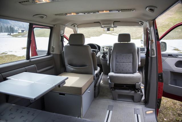 [VENDU] VW T5 Multivan - 2,5L 130ch - 2003 - 295.000 km 0910