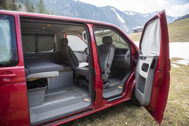 [VENDU] VW T5 Multivan - 2,5L 130ch - 2003 - 295.000 km 1310
