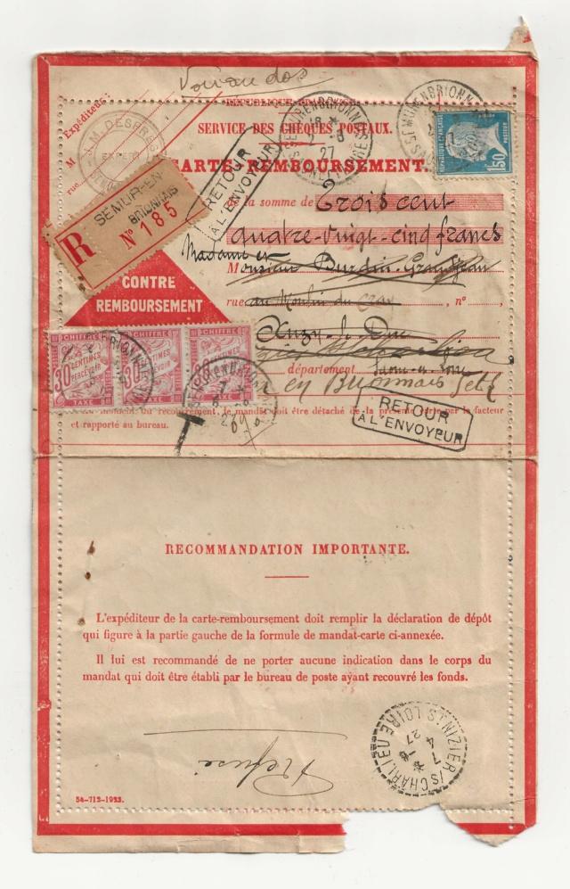 carte remboursement taxée Recomt10