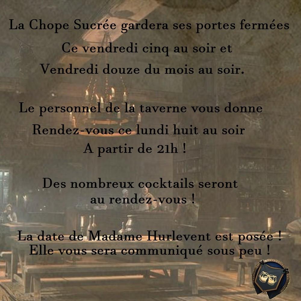 ~ La Chope Sucrée - Les Annonces ~ Abance10