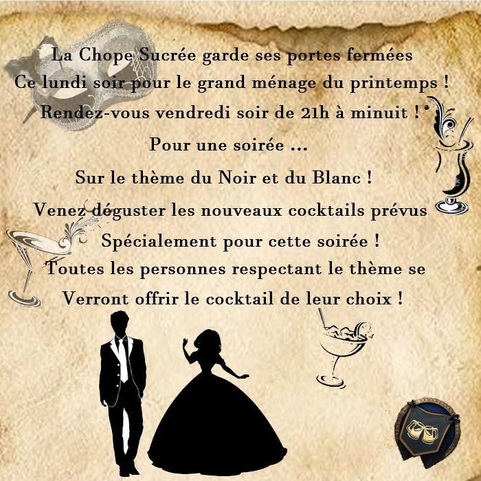 ~ La Chope Sucrée - Les Annonces ~ Affich13