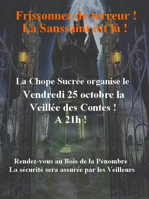 ~ La Chope Sucrée - Les Annonces ~ Affich18