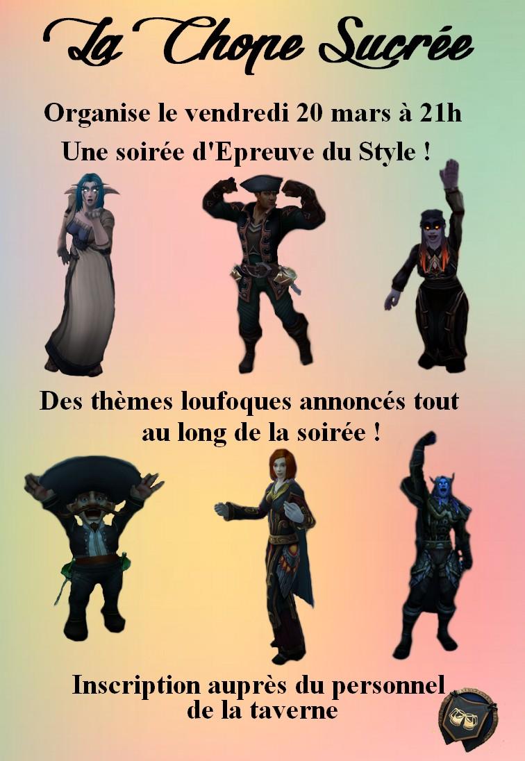 ~ La Chope Sucrée - Les Annonces ~ - Page 2 Affich27