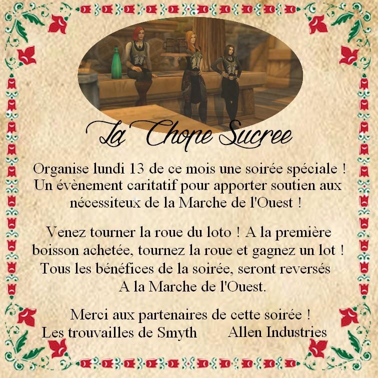 ~ La Chope Sucrée - Les Annonces ~ - Page 2 Affich28