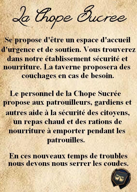 ~ La Chope Sucrée - Les Annonces ~ - Page 2 Affich32