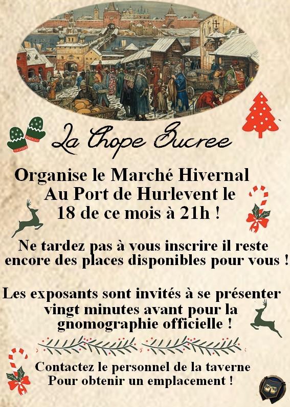 La Gazette de Hurlevent - Édition & Brève - Page 6 Affich34