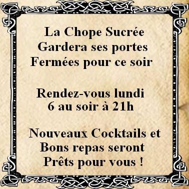 ~ La Chope Sucrée - Les Annonces ~ - Page 3 Affich43