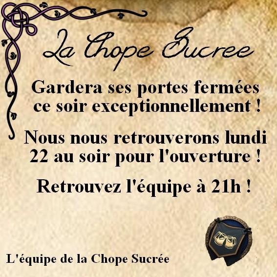 ~ La Chope Sucrée - Les Annonces ~ - Page 2 Fermet16