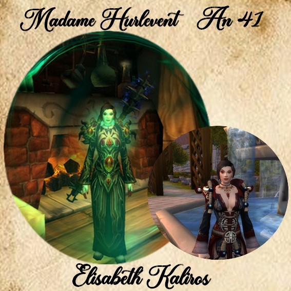 Madame Hurlevent de l'an 41 !  Madame13