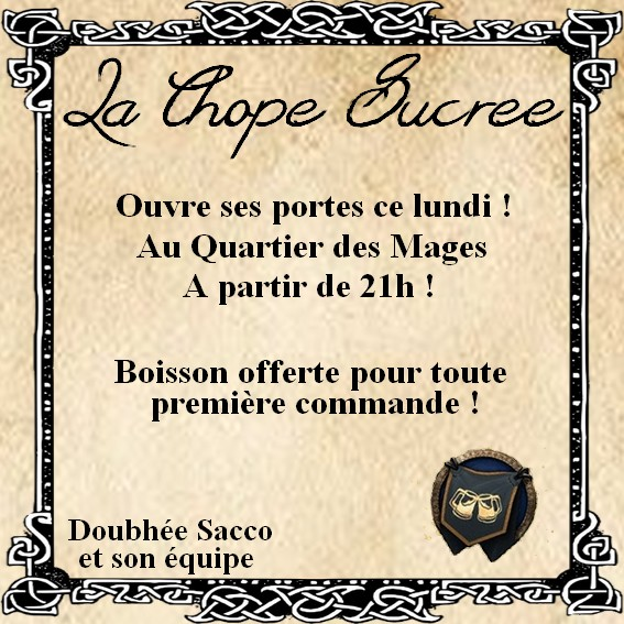 ~ La Chope Sucrée - Les Annonces ~ - Page 2 Ouvert10