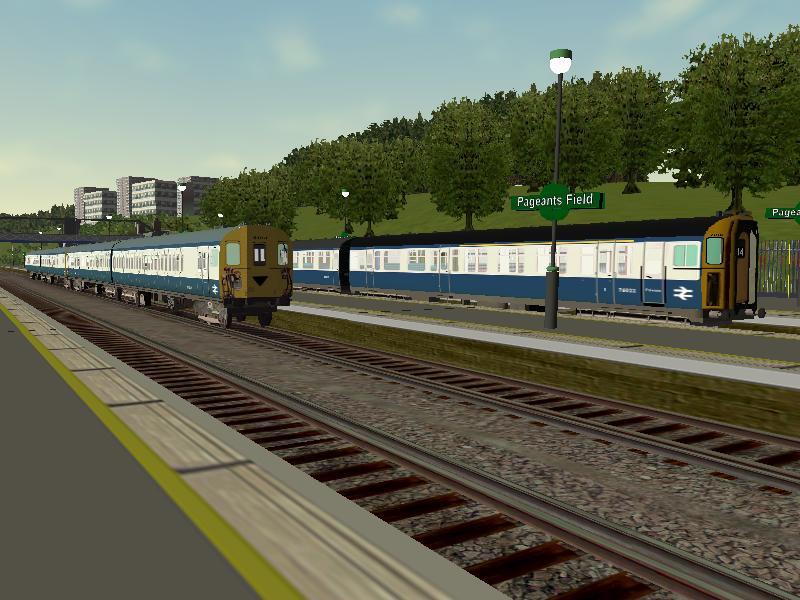 Just a Screenshot! Class410