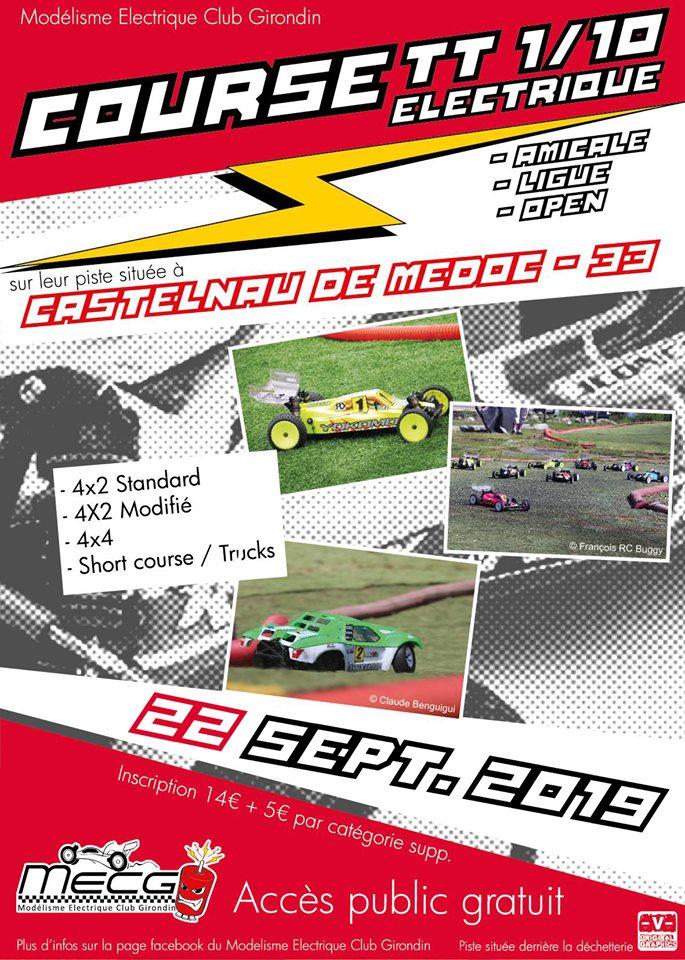 Course du 22 Septembre 2019 Castelnau 68993410