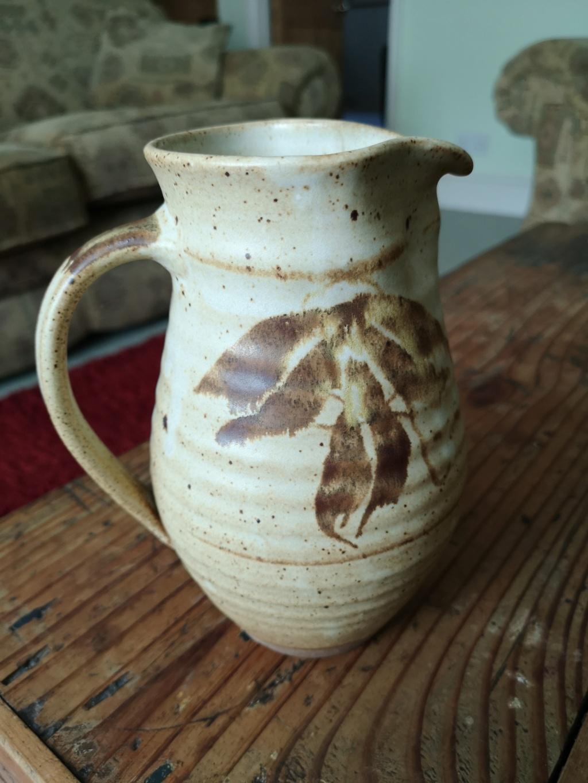 Jug Identification - Le Dieu Pottery, Norwich  Img_2043