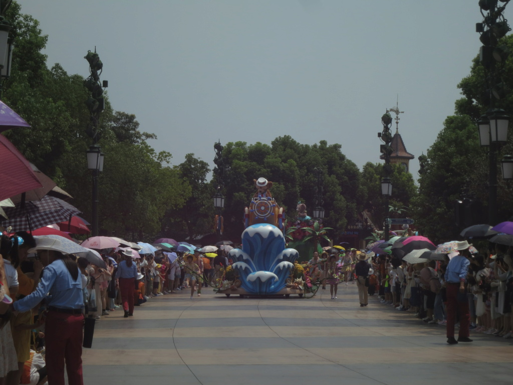 TR Shanghai août 2019 + 3 semaines en Chine - Page 3 Parade12
