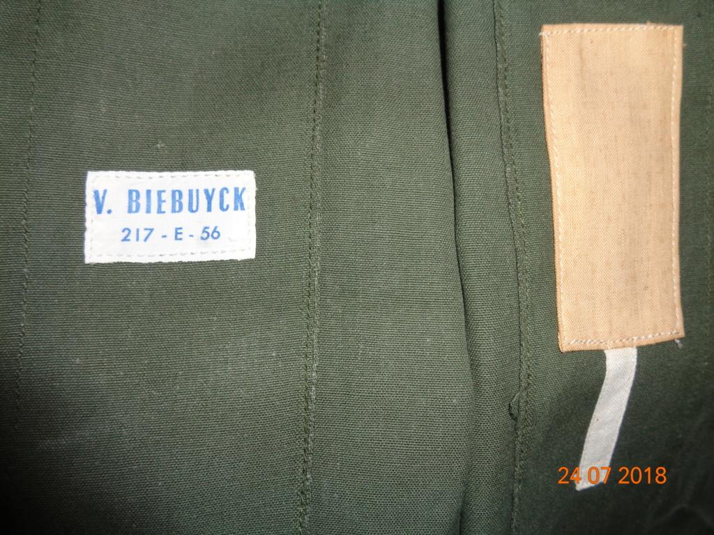 paletot , anorak (vert chantier , forestier , etc ... Dsc01410