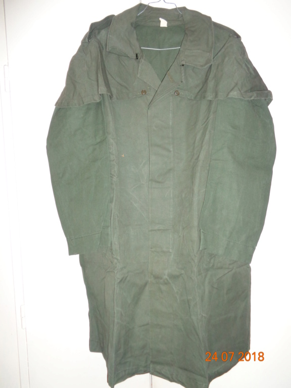 paletot , anorak (vert chantier , forestier , etc ... Dsc01411