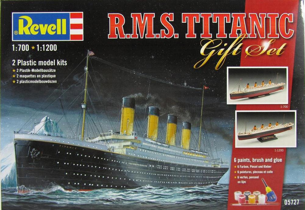 RMS Titanic, lequel choisir ?  10315410