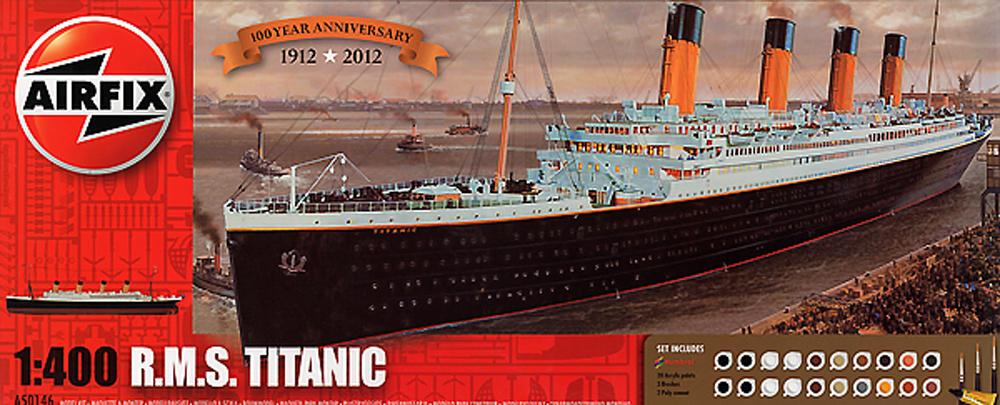 RMS Titanic, lequel choisir ?  110