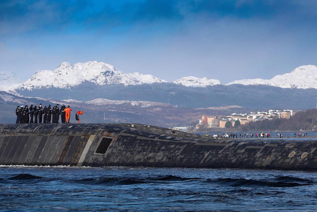 HMS VANGUARD 18004012