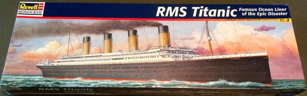 RMS Titanic, lequel choisir ?  210