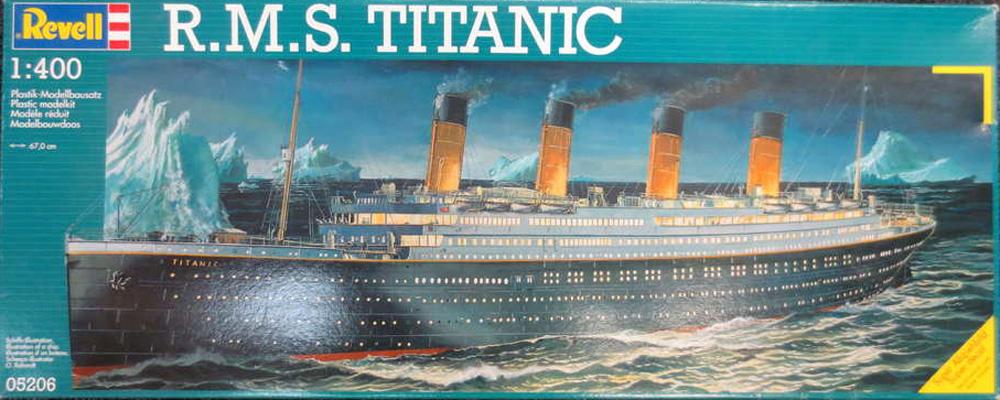 RMS Titanic, lequel choisir ?  310