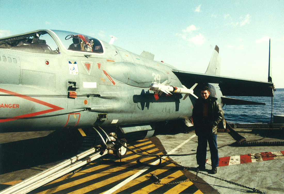 Photos mission Balbuzard I, II et III sur le Clem en 92 - Page 2 39_12f10