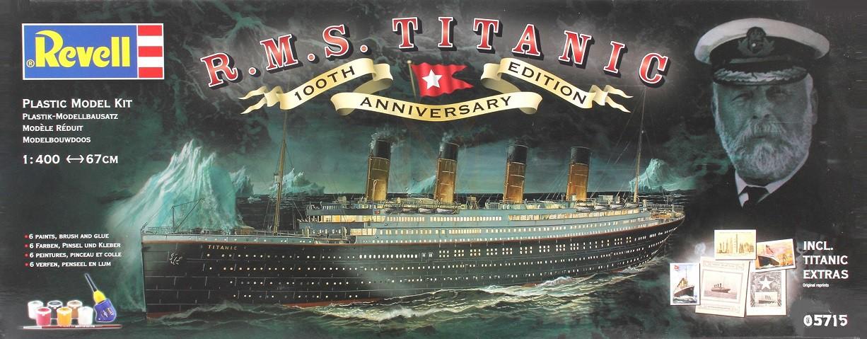 RMS Titanic, lequel choisir ?  - Page 2 410